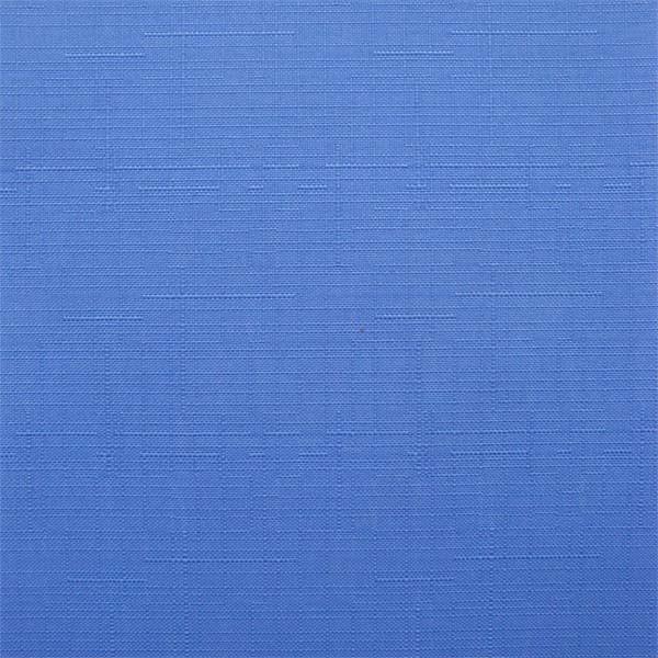 Рулонные шторы Len. Тканевые ролеты Лен Синий 0874, 75 см