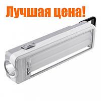 Ліхтар Yajia-LUXURY 6872, 1W+30SMD, USB