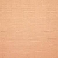 Рулонные шторы Len. Тканевые ролеты Лен Абрикосовый 2071, 120 см