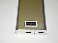 Повер банк Power Bank Xiaomi 28800 mAh 2 USB+LCD-экран Металл, фото 2