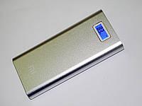 Повер банк Power Bank Xiaomi 28800 mAh 2 USB+LCD-экран Металл, фото 4