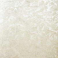 Рулонные шторы Miracle. Тканевые ролеты Миракл (Венеция) Молочный 02, 120 см