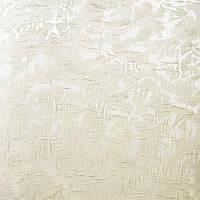 Рулонные шторы Miracle. Тканевые ролеты Миракл (Венеция) Молочный 02, 122.5 см