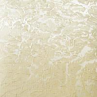 Рулонные шторы Miracle. Тканевые ролеты Миракл (Венеция) Бежевый 03, 120 см
