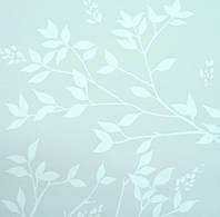 Рулонные шторы Park. Тканевые ролеты Парк Белый, 40 см