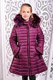 Куртка зимова для дівчинки., фото 5