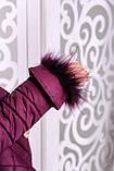Куртка зимова для дівчинки., фото 7