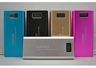 Портативный аккумулятор Power Bank Pineng P-989 30000 mAh, внешний аккумулятор, зарядка power bank