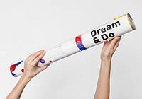 Мотивирующая карта желаний Dream&Do в тубусе