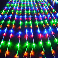 Уличная гирлянда Водопад 3Х2,5 м , мультиколор 480 LED