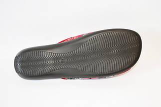 Бордовые женские тапочки Inblu NC-7V, фото 2