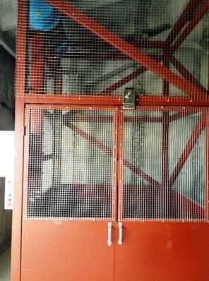 Самонесущий подъёмник шахтно-клетьевого типа г/п 1000 кг, 1 тонна. , фото 2