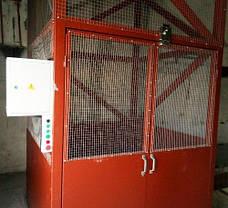 Самонесущий подъёмник шахтно-клетьевого типа г/п 1000 кг, 1 тонна. , фото 3