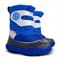Сапоги -сноубутсы Demar Baby Sports синие