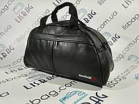 Cпортивная сумка reebok для тренеровки унисекс черная