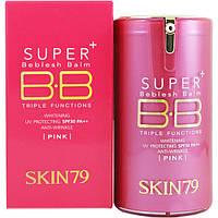 Многофункциональный BB-крем SKIN79 ВВ Hot Pink Super Plus Beblesh Balm Triple Functions SPF30 PA++, оригинал