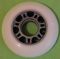 Колесо Uni PU 72мм 82A Высококачественное Белое Полиуретановое