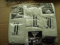 Высокие носки мужские  ADIDAS белые