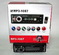 Автомагнитола car mp3 Pioneer MP3-1087 USB/SD/AUX/FM со съемной панелью