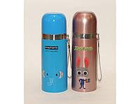 Термос Т81, Детский термос 350мл, термос для напитков, термос бутылочка, термос для детей, маленький термос