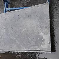 Плита чугунная варочная 480×320мм (з-2) с/фельцем