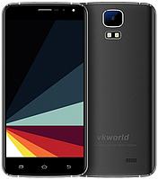 VKWorld S3 Black + бампер, пленка, спинер