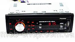 Автомагнитола пионер Pioneer MVH-4006U Usb+Sd+Fm+AUX+пульт (4x50W)