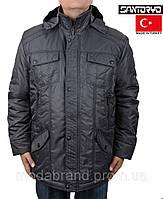 Куртка мужская Santoryo-4857 серая