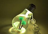 LED увлажнитель воздуха USB Bulb Humidifier