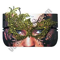 Карнавальная маска Секрет Павлина ( маска на хєллоуин )