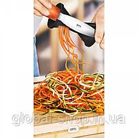 Овощерезка спиральная для овощей Spiral Slicer Спираль Слайсер – терка спираль, фото 3
