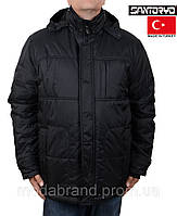 Куртка мужская Santoryo-7148 черная