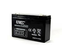 Аккумулятор BATTERY 12V 12A UKC, аккумуляторная батарея