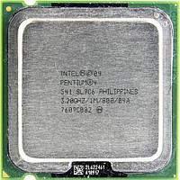 Процессор Intel PENTIUM 541 3.2GHz LGA775