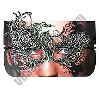 Маска на хэллоуин Секрет Павлина ( карнавальная маска )