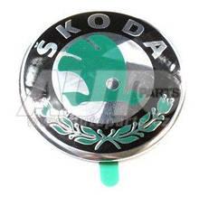 Эмблема задняя Skoda SuperB 2002-2008 (d=93mm)