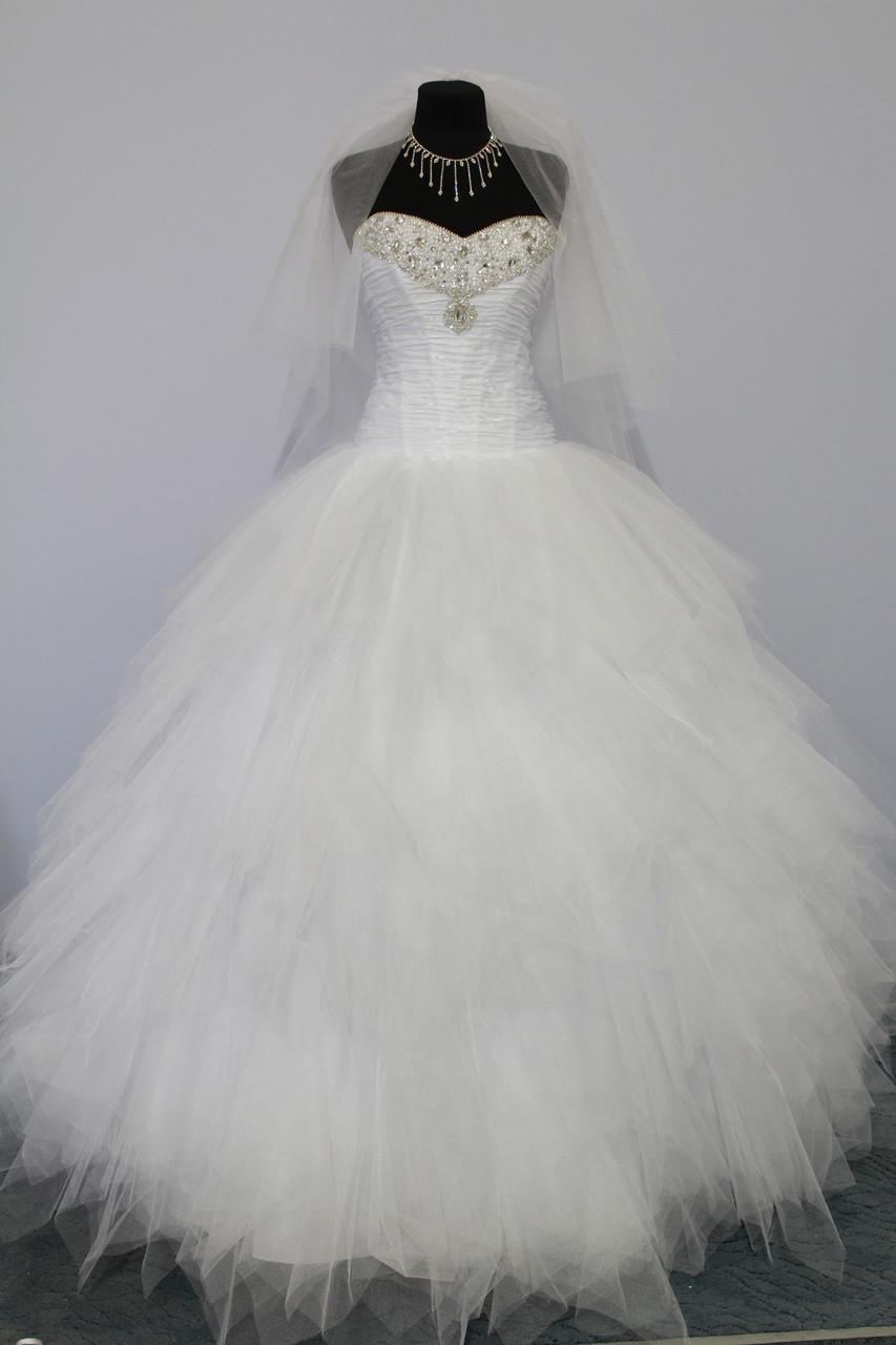 bfa01ee0871 Свадебное платье Шанталь - ПП «Салон-Сніжана» в Черкасской области