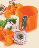 Нож для вырезания фигурок из овощей