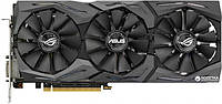 Видеокарта Asus GeForce GTX 1080 Strix Advanced 8GB (STRIX-GTX1080-A8G-GAMING)