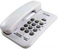 Телефон Panaphone KX-T3026 белый, телефон проводной стационарный, стационарный телефон для дома