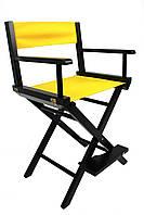 Стул мастера визажа, режиссерский стул, фото 1