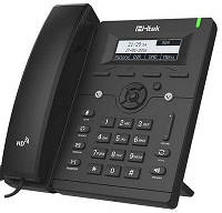 IP телефон HTek UC902