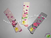 Детские колготки для девочек с 3D рисунком ТМ KBS р.5 (110-116 см)