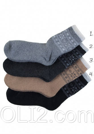 Женские носки MARILYN шерсть