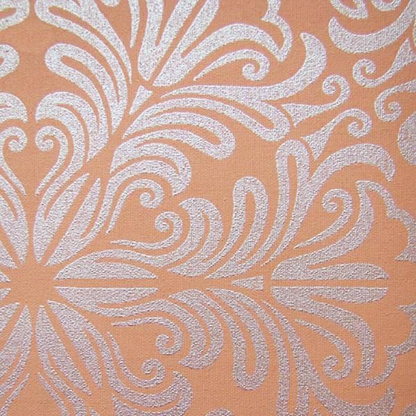 Рулонные шторы Emir. Тканевые ролеты Эмир Лососевый, 47.5 см