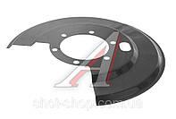 Щит переднего тормозного диска (к-кт 2шт.) УАЗ 3163.31519 (пр-во,Ульяновск)