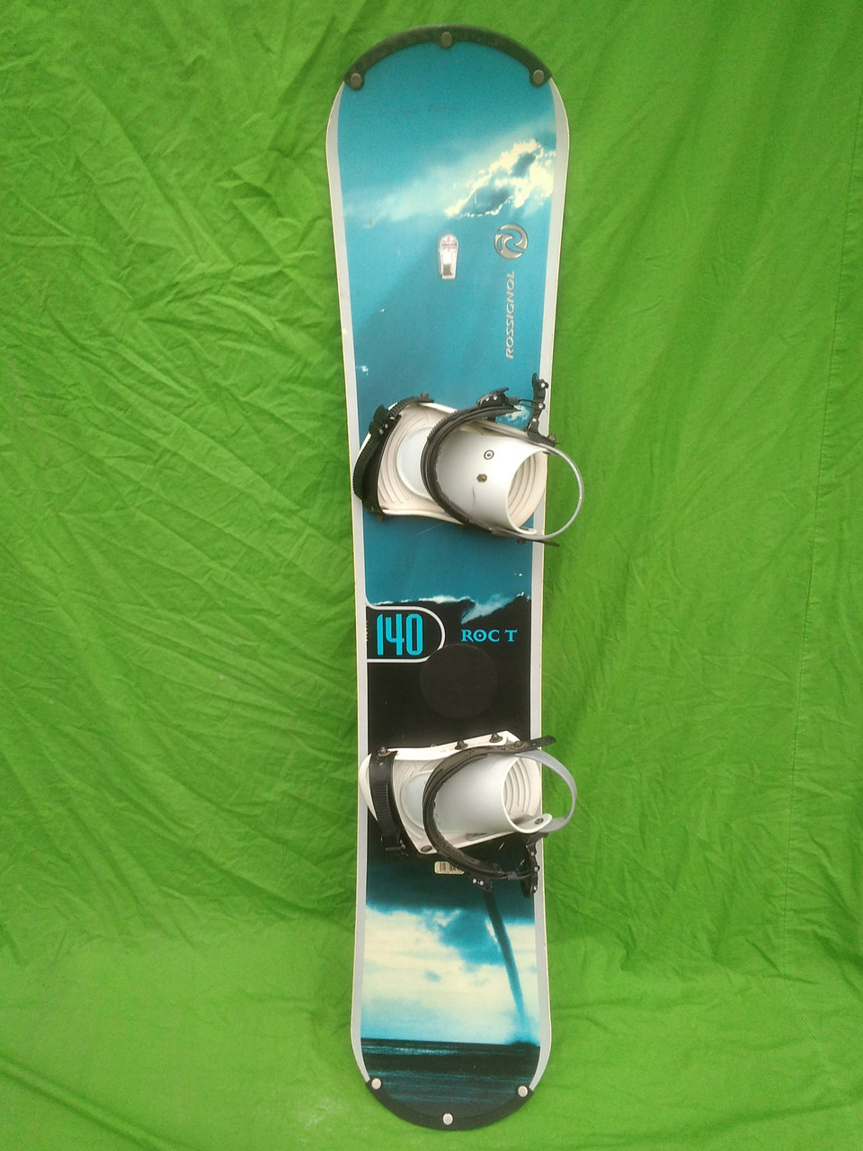 28717218f897 Сноуборд Rossignol roc 140 см + кріплення , цена 1 650 грн., купить ...
