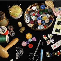 Инструменты и аксессуары для начинающей швеи