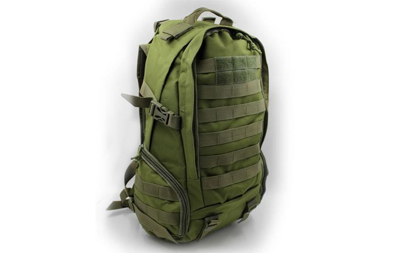 Рюкзак тактический (штурмовой) - 25-30L Silver Knight  Олива