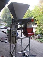 Фасовщик шнековый сыпучих в прошивной мешок
